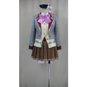 Shiro Neko Project (White Cat Project) Cosplay Costume