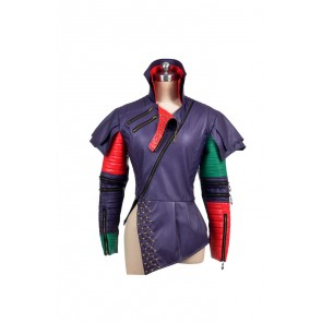 Descendants Mal Coat Cosplay Costume