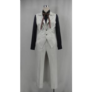 Bungo Stray Dogs Doppo Kunikida Cosplay Costume