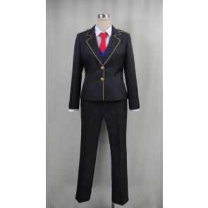 RWBY Boy School Uniform Cosplay Costume