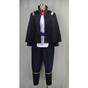 Utawarerumono: Itsuwari no Kamen Ougi Cosplay Costume