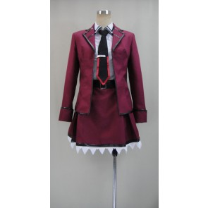 Date A Live Kotori Itsuka Raizen High School Uniform Cosplay Costume