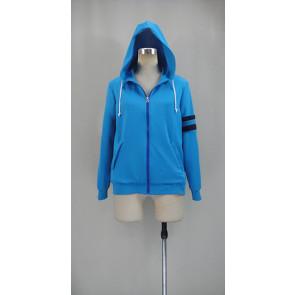 Tokyo Ghoul Ken Kaneki Blue Daily Coat Cosplay Costume