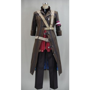 The Legend of Heroes: Sen no Kiseki Crow Armbrust Cosplay Costume