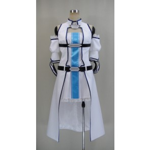 Sword Art Online Asuna Yuuki Extra Edition Cosplay Costume