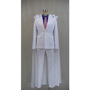 Kaito Kuroba Kid the Phantom Thief Cosplay Costume