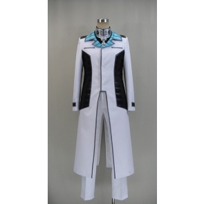 Terra Formars Akari Hizamaru Cosplay Costume