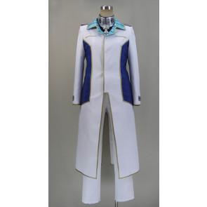Terra Formars Akari Hizamaru Human Cosplay Costume