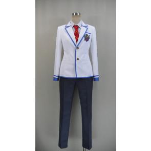 Daitoshokan no Hitsujikai A Good Librarian Like a Good Shepherd Kyotaro Kakei Cosplay Costume