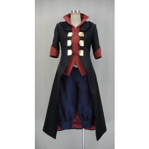 Garo: Honoo no Kokuin Leon Luis Cosplay Costume