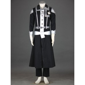 D.Gray Man Kanda Yu Cosplay Costume - 1st Edition