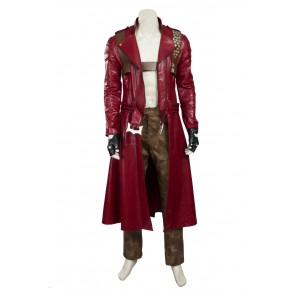 Devil May Cry 3 Dante Cosplay Costume