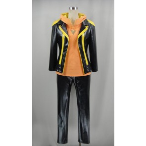 Pokemon Go Team Instinct Spark Cosplay Costume