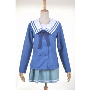 Beyond the Boundary Ai Shindo Cosplay Costume