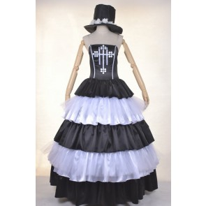 Ghost Princess Perona Cosplay Dress - 2 years After Edition