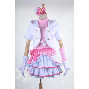 LoveLive! School idol project Snow Halation U's Yazawa Niko Cosplay Costume