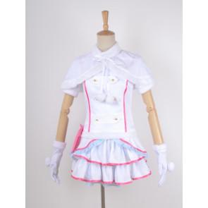 LoveLive! School idol project Snow Halation U's Ayasei Eli Cosplay Costume