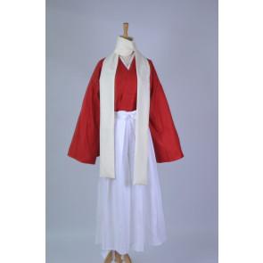 Gintama Okita Sougo Cosplay Kimono Costume