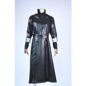 Gintama Shimura Shinpachi Balck Cosplay Suit