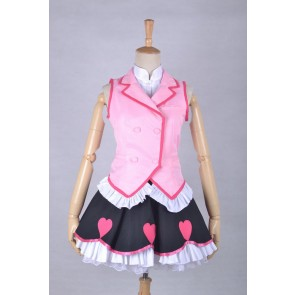 LoveLive! School idol project Kousaka Honoka Cosplay Costume