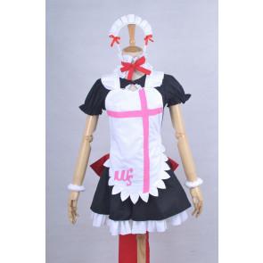 LoveLive! School idol project Kousaka Honoka Maid Costume