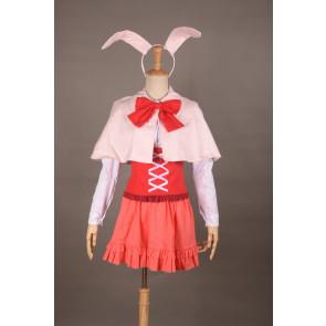 Inu X Boku SS Karuta Roromiya Cosplay Costume