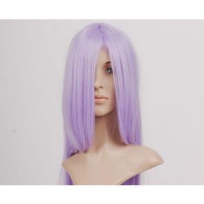 Purple 100cm Black Butler Kuroshitsuji Hannah Anafeloz Nylon Cosplay Wig