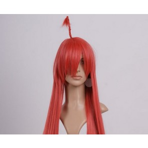 Red 100cm Pandora Hearts Rufus Barma Nylon Cosplay Wig