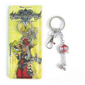 Kingdom Hearts Keychain B
