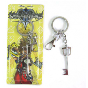 Kingdom Hearts Keychain D