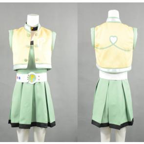 Powerpuff Girls Z Kaoru Matsubara Buttercup Cosplay Costume