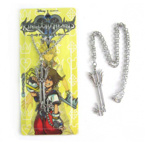 Kingdom Hearts Necklace K