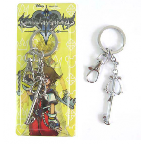 Kingdom Hearts Keychain I