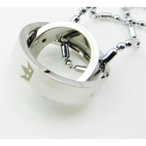 Kingdom Hearts Ring Necklace