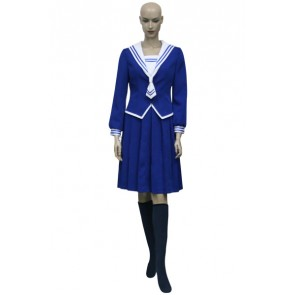 Fruits Basket Saki Hanajima Cosplay Costume