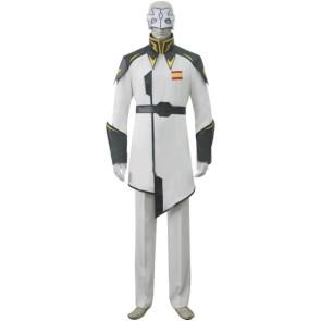 Gundam Seed Rau Le Creuset Cosplay