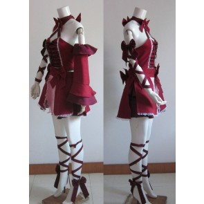 Hatsune Miku: Project DIVA Romeo And Cinderella Cosplay Costume