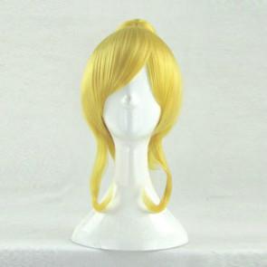 Golden 40cm Love Live! Eri Ayase Cosplay Wig