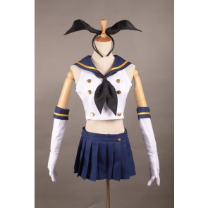 Kantai Collection KanColle Fleet Girls Uniform Cosplay Costume