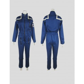 Star Trek Spock Cosplay Costume
