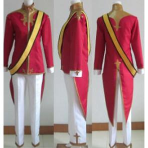 Cardcaptor Sakura Syaoran Li Uniform Cosplay Costume