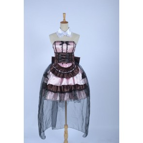 Macross Frontier Sheryl Nome Dress Cosplay Costume