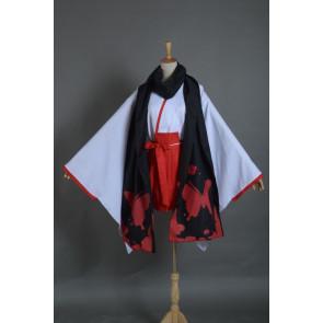 Inu x Boku SS Ririchiyo Shirakiin Cosplay Costume
