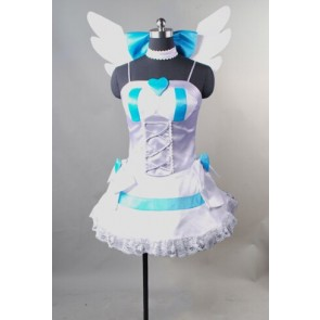 Panty & Stocking with Garterbelt Stocking Cosplay Costume