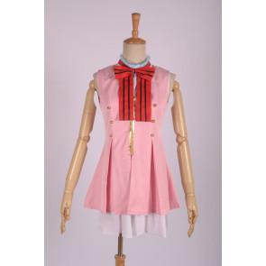 Love Live! School Idol Project Honoka Kosaka Pink Cosplay Dress