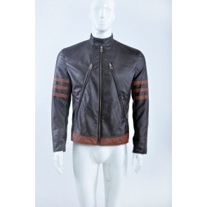 X-Men Logan Wolverine Jacket Coat Cosplay Costume-A