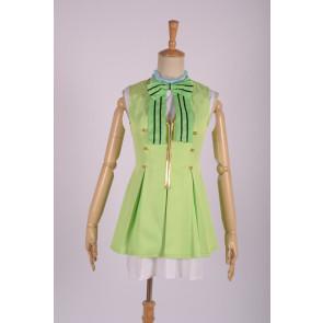 Love Live! School Idol Project Kotori Minami Cosplay Green Dress