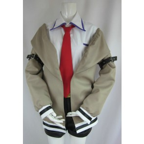 Steins;Gate Kurisu Makise Cosplay Costume