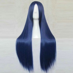 Blue 80cm Love Live!  Umi Sonoda Cosplay Wig
