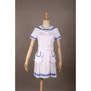 AKB0048 School Uniform Cosplay Costume